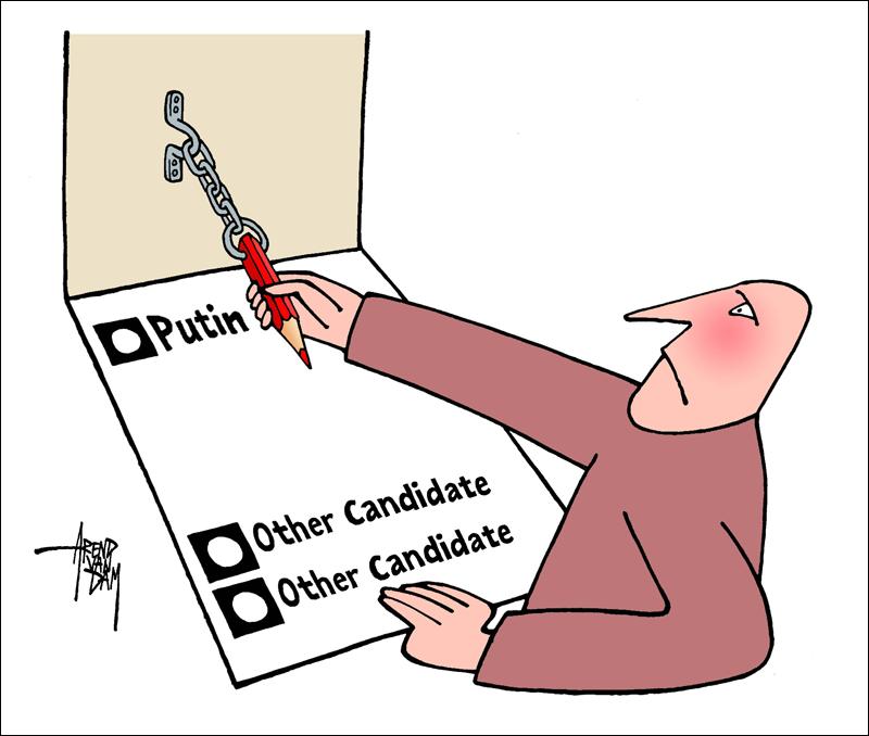 Wahlen Russland